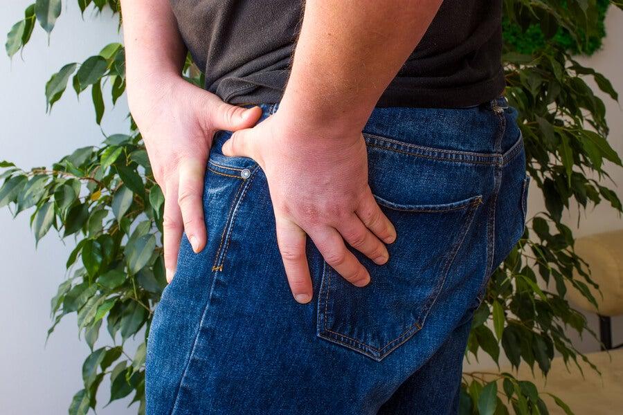 أنواع التهاب كيسي الورك