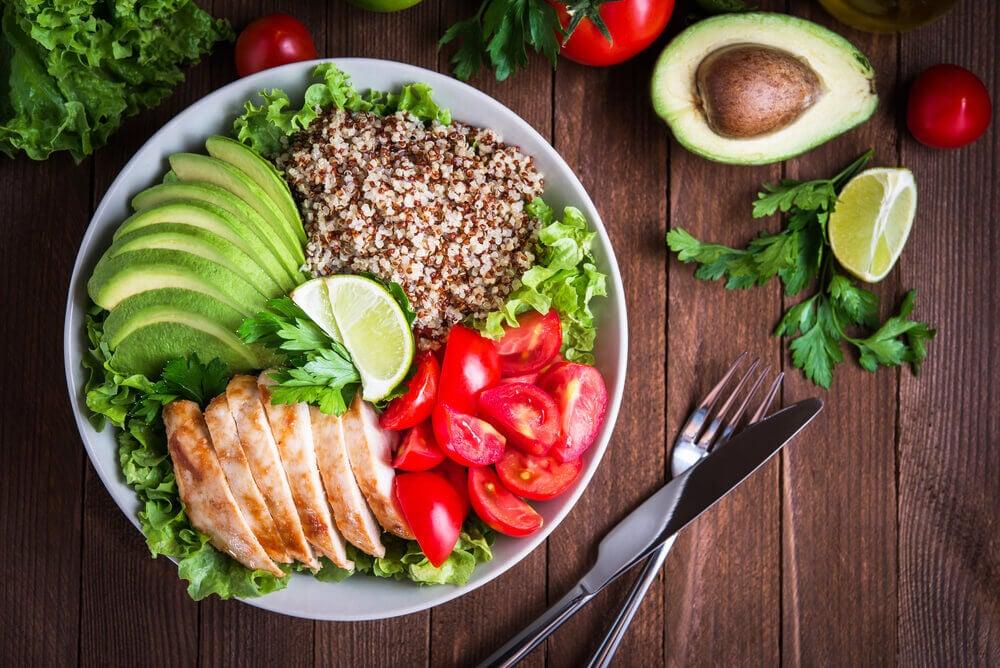 اتبع نظامًا غذائيًا صحيًا.