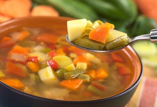 فوائد الحساء