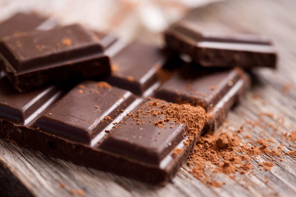 الشوكولاتة الحامضة غنية بمضادات الأكسدة