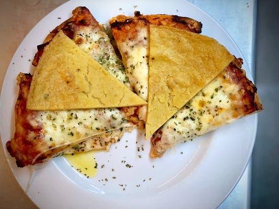 بيتزا ، فينا ، دقيق الحمص