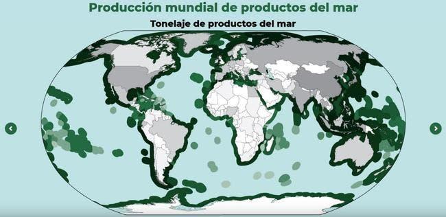 الصيد الصناعي والكركند والأسماك وسفن المصانع وصناعة الصيد