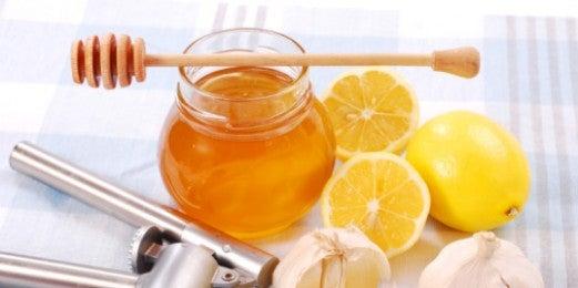 جرة من العسل والليمون