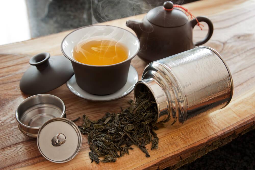 كيفية صنع الشاي الأسود