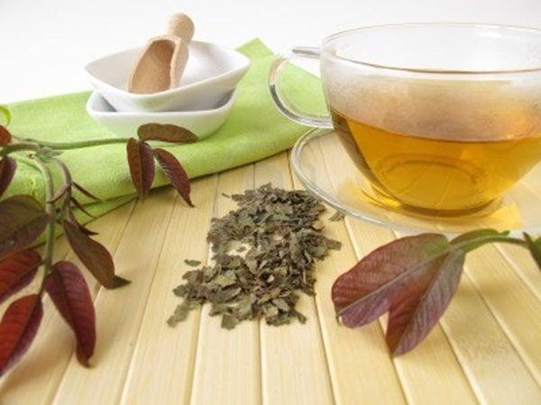 الجوز أوراق الشاي 1