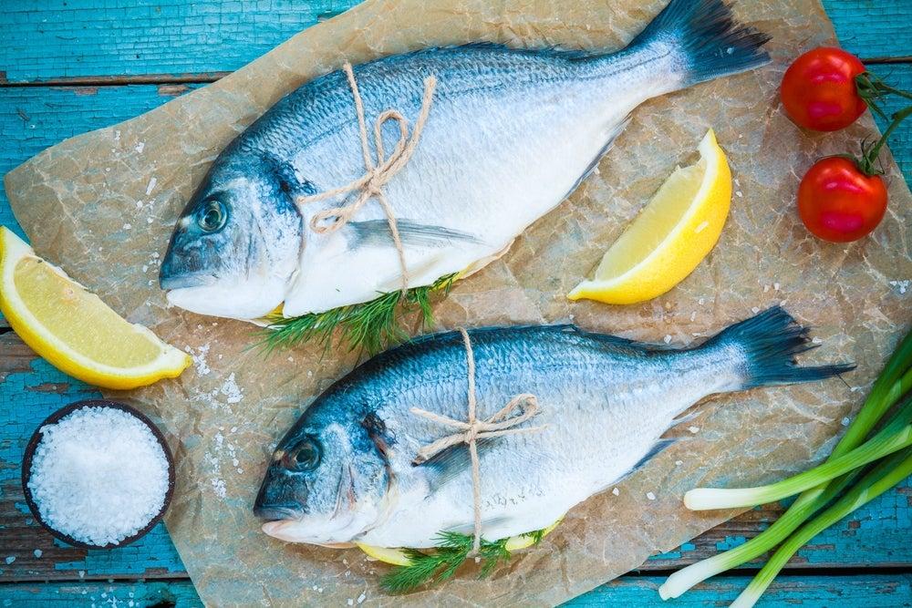 السمك الأزرق