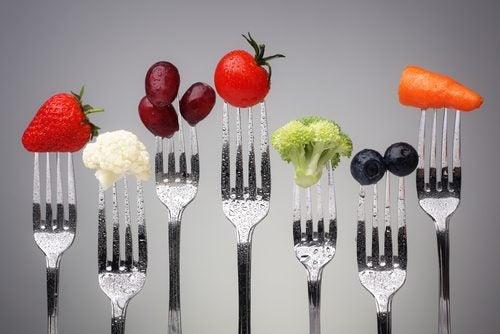 نظام غذائي للتحكم في التغذية