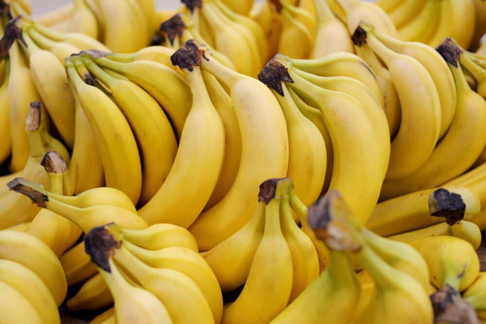 - الموز أو الموز مع التيروزين لتحسين وقت رد الفعل.