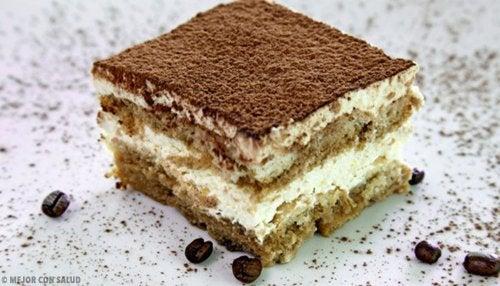 وصفة حلوى التيراميسو