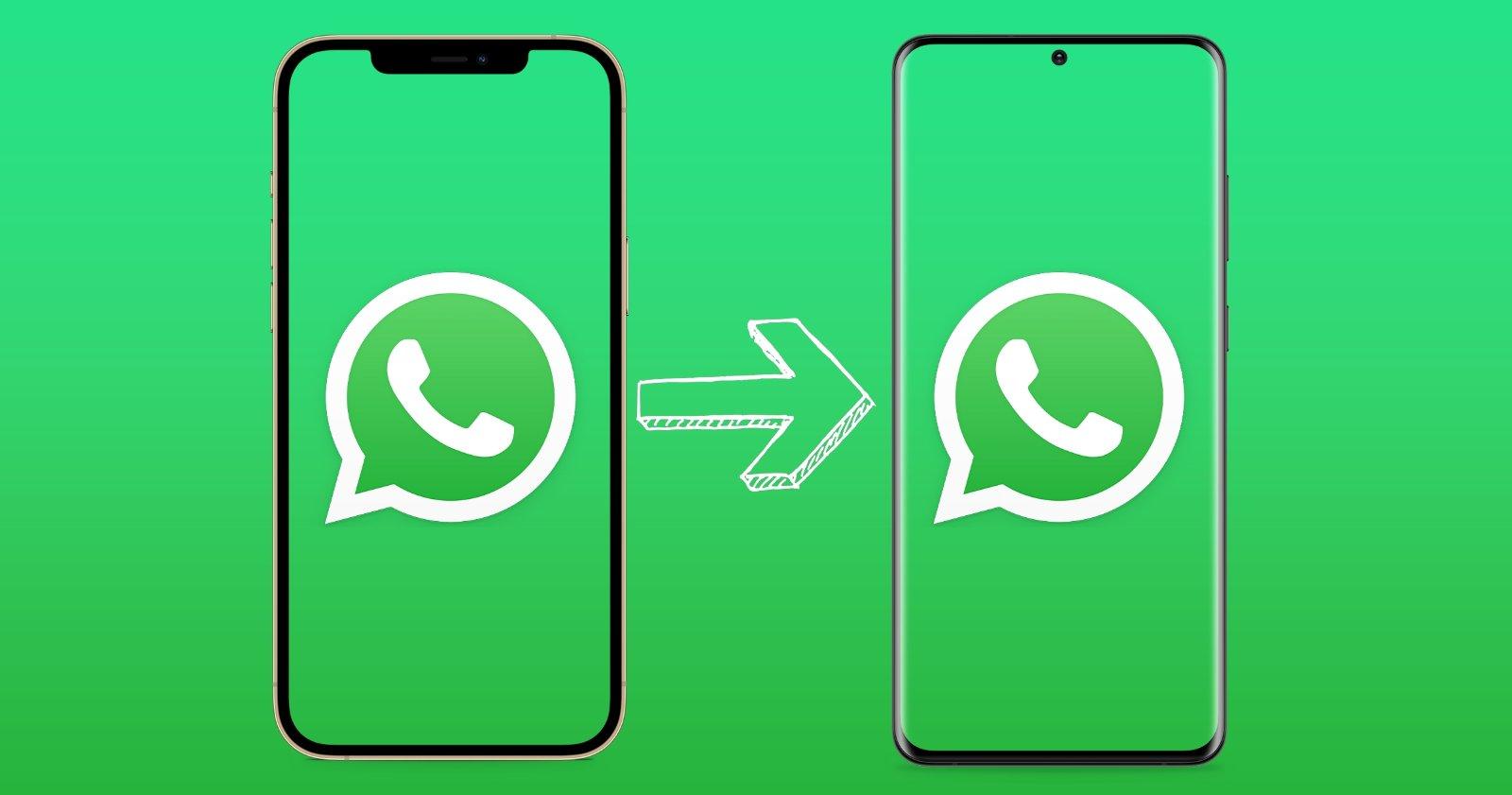 اجتياز محادثات WhatsApp
