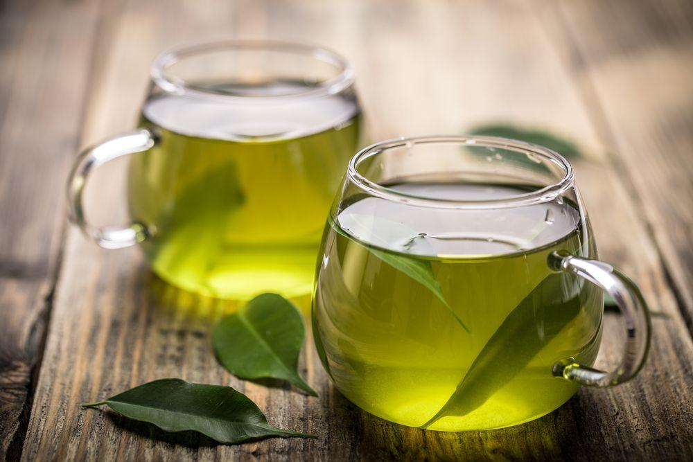 الشاي الأخضر لفقدان الوزن