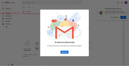 إنشاء وإرسال البريد الإلكتروني، electronico- (20)