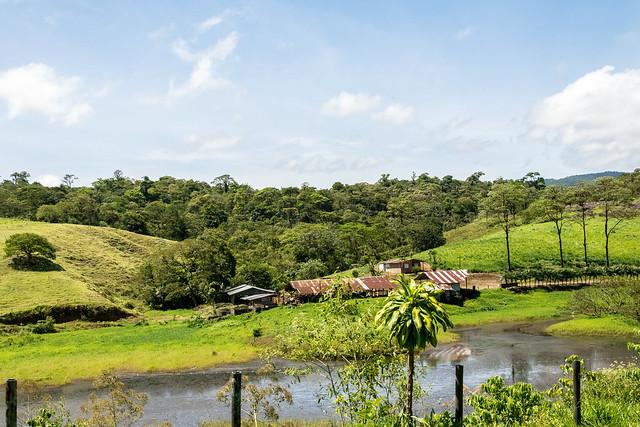 كوستاريكا ، أمريكا الجنوبية
