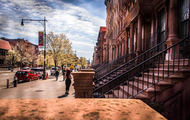 شوارع نيويورك