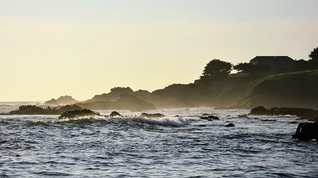 ساحل كاليفورنيا