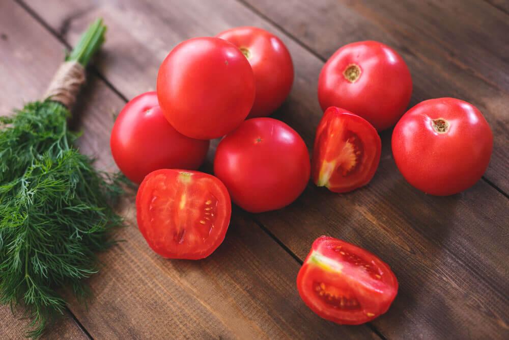 الطماطم لمكافحة ارتفاع ضغط الدم