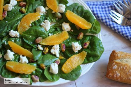 سبانخ برتقال