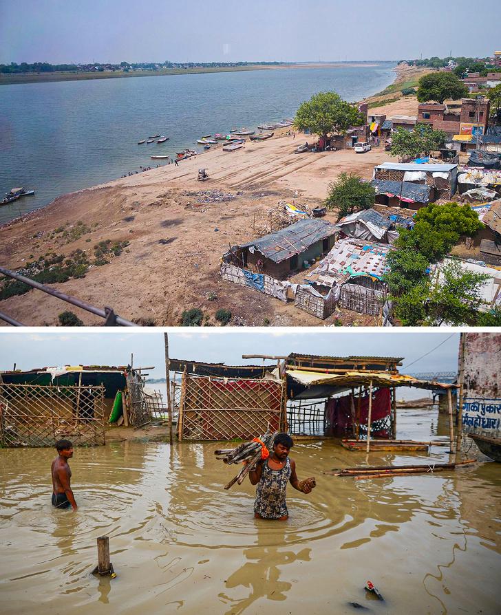 15 صورة تثبت أن تغير المناخ ليس مزحة