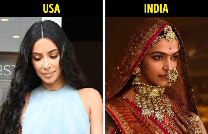 كيف تبدو معايير جمال الإناث في دول مختلفة حول العالم